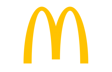 McDonalds logo design